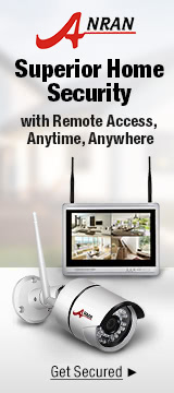 Superior home security with remove access, anytime, anywhere