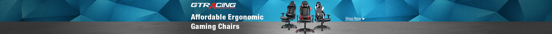 Affordable Ergonomic Gaming Chairs