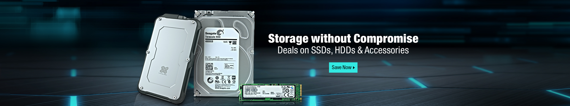 Storage without Compromise