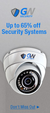 Up to 15% off Security Systems
