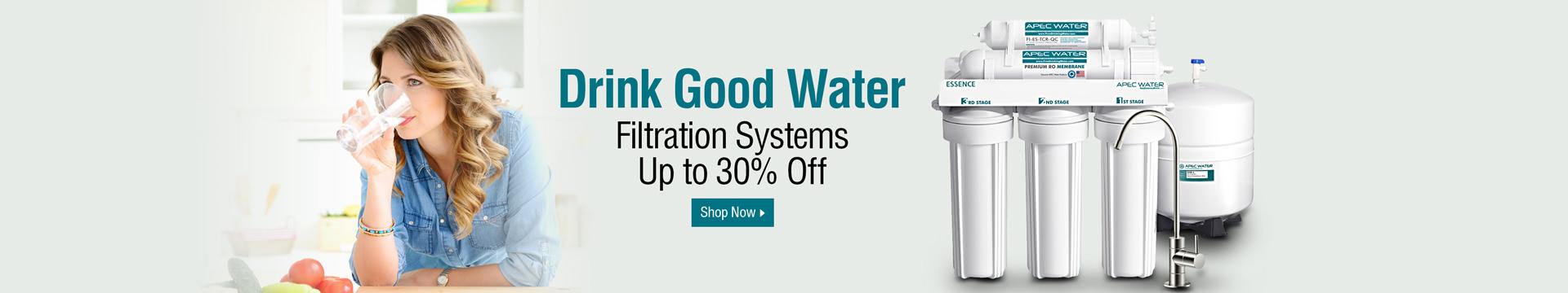Drink good water
