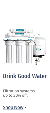 Water Filtration Sale
