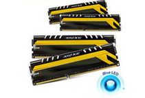 MSI Z77 MPOWER Optimized (Blue LED) 16GB (4 x 4GB) Memory