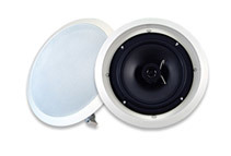 Acoustic Audio SP8c 300W 8 Surround Sound Speaker