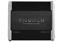 Crunch 2 CH 1200W Car Audio Amplifier