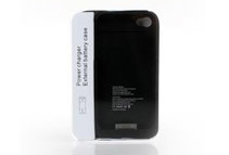 Power Charger/External Battery Case for Iphone 4/4S (2 Colors)