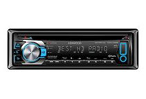 Kenwood Excelon In Dash CD Receiver - KDC-X596