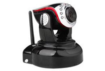 NCH536MW Wireless HD Pan/Tilt Infrared H.264 IP Camera