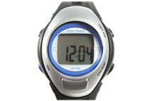 Smart Health Walking Heart Rate Monitor, Pedometer & Watch All-in-One Wellness Monitor