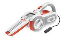 BLACK&DECKER PAV1200W 12V Automotive Pivoting Vac
