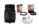 Sigma 70-300mm Macro Telephoto Zoom Lens Bundle