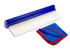 12 Water Blade & Jumbo Microfiber Towel Kit