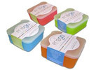 4-pc Kid Proof Food Storage Containers