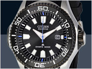 Staement timepieces from Citizen