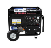 DuroMax XP10000E 10000W Portable Gas Generator