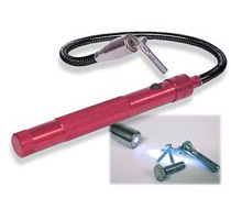 GarageMate Flexi-Lite Lighted Flexible Magnetic Pick-Up Tool