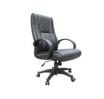 HomCom Adjustable Mid Back Executive Office Chair