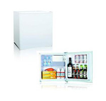 Midea 1.8 cu. ft. Single Door Compact Refrigerator, White