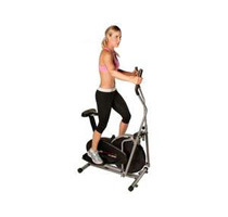 Confidence 2-in-1 Elliptical Cross Trainer & Exercise Bike
