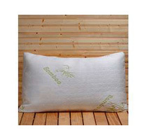 Memory Foam Hypoallergenic Pillow or Pillow Cover (Various Options)