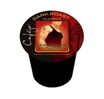 Cafejo K-Cups & Accessories (Various Quantities / Flavors)