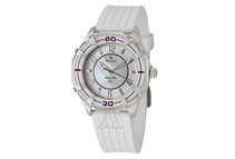 Bulova Solano Women's Quartz Silicone Strap Watch