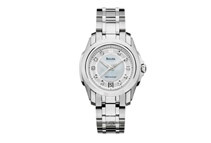Bulova Precisionist Longwood Women's Quartz Stainless Steel Bracelet Watch