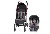 Baby Trend EuroRide Travel Stroller System