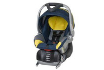 Baby Trend Flex Loc Infant Car Seat with Base