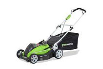 Refurbished: Greenworks 3-in-1 Lawn Mower