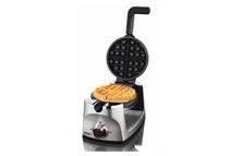 VillaWare Stainless Steel Belgian Flip Waffle Maker
