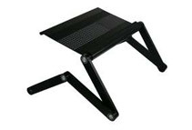 Furinno Aluminum Adjustable Multi-Functional Laptop Book Tray (2 Styles)