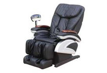 Shiatsu Electric Full Body Massage Chair w/ Foot Rest