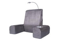 Carepeutic Bed Lounger with Heated Therapy & Back Massager