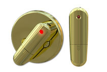 Security Door Lock Systems (3 Finishes)