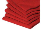 GarageMate 12 x 16 MicroFiber Towel, Assorted Colors, 20-Pack