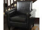 Christopher Knight Home Freemont KD Chair (Black)