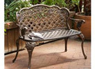 Christopher Knight Home Lucia Outdoor Bench