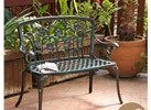 Christopher Knight Home Saint Kitts Outdoor Bench