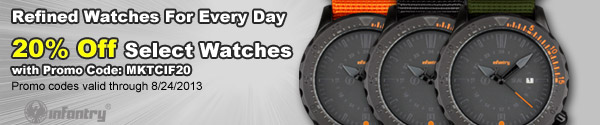 Refined Watches For Every Day 20% Off Select Watches