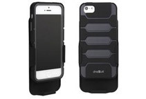 Holster Case - Belt Clip/ Kickstand for iPhone 5