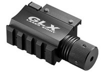 GLX Red Laser with Built-In Mount by BARSKA
