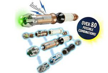 Doctor Who Personalize-Your-Own Sonic Screwdriver Set