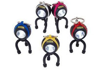 Stanley Squid-Brite Keychain LED Light, Set of 5