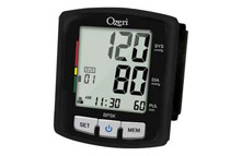 Ozeri CardioTech Pro Series Digital Blood Pressure Monitor with Voice-Guided Operation