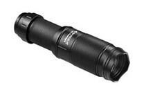 140 LUM, 3W LED Zoom Flashlight by BARSKA