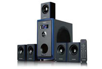 coustic Audio Home Theater Speaker System