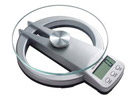 HUTT EasyFit Pro Glass Kitchen Scale