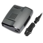 CYBERPOWER 160W Slim Mobile Surge Protected Power Inverter w/ USB