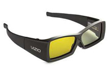 Vizio 1080p HD Active 3D Rechargeable Glasses